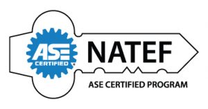 ASE Certified program logo
